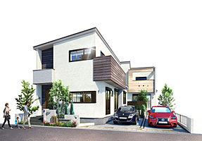 ポラスの分譲住宅 (仮称)七里エキチカプロジェクト