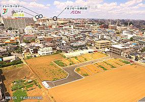 <ジェネシス津田沼>ゆとりの敷地42坪以上の全13邸。3駅6路線利用可能。