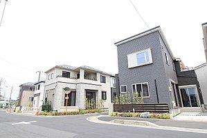 ポラスの分譲住宅 ナナスクエア大宮・七里(1期2次)