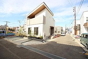 【第3期分譲開始】〜Century Town東菅野5丁目〜全21棟の新しい分譲地