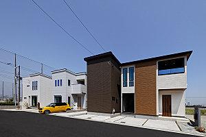 【KANJU】大阪中島プレミアム 〜NEWモデル3邸同時OPEN〜