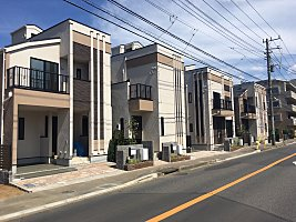 Bacileion〜バシレイオン山手 全10棟〜プライベート・スパ&屋上庭園のある制震住宅