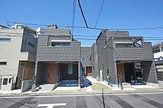 屋上庭園のあるデザイナーズハウス GALLERY氷川台225