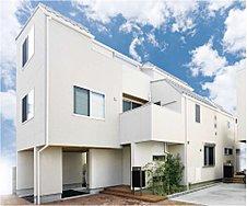 4つのバルコニー&豊かな開口部 デザイナーズハウスOrGA氷川台63