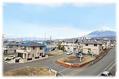 サントガーデン富士厚原I(建築条件付)