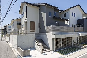 名古屋市住宅供給公社 シティハイツ志段味VII 第2期