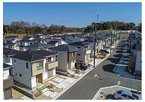 人気のフラット敷地・スキップフロア、約50坪敷地の物件新規売出開始