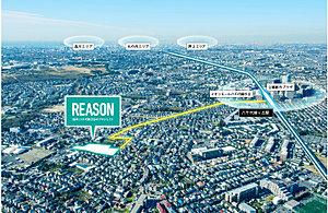 ポラスの分譲住宅 (仮称)リーズン八千代緑が丘