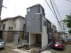 【HITACHIホーム】新築戸建住宅 〜スタイリッシュモダンハウス 境之谷〜