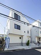 【即入居可】 上末吉5丁目 新築一戸建て 耐震等級2の安心住宅 全4棟販売3棟