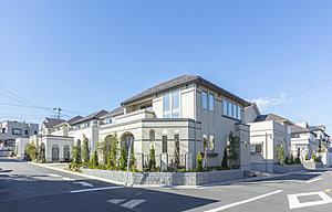 三菱地所レジデンスの一戸建て ザ・パークハウス ステージ 横濱日限山(南街区)