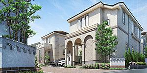 三菱地所レジデンスの新築一戸建て ザ・パークハウス ステージ 国立西