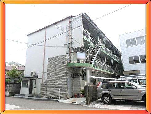 マンション(建物全部)-高知市日の出町 外観