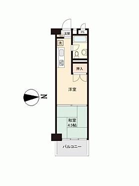 マンション(建物一部)-江戸川区中葛西1丁目 間取り