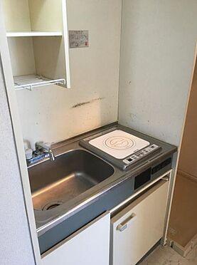 マンション(建物全部)-葛飾区四つ木2丁目 キッチン