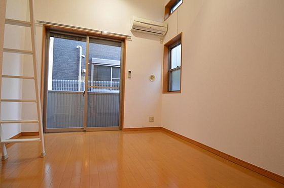 アパート-横浜市西区久保町 清潔感のある爽やかな室内