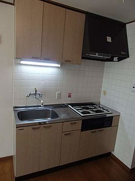 アパート-港区白金台3丁目 キッチン