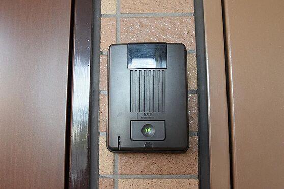 アパート-江戸川区東葛西5丁目 セキュリティに優れたモニターホン付。