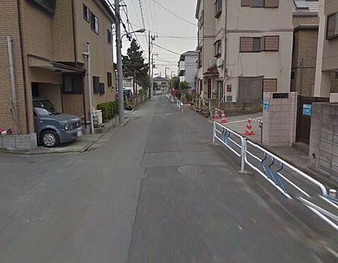 マンション(建物全部)-江戸川区篠崎町4丁目 前面道路