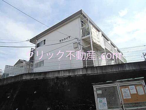 アパート-仙台市泉区泉中央3丁目 外観