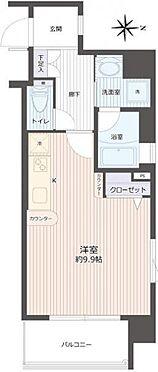 マンション(建物一部)-京都市中京区今新在家西町 間取り