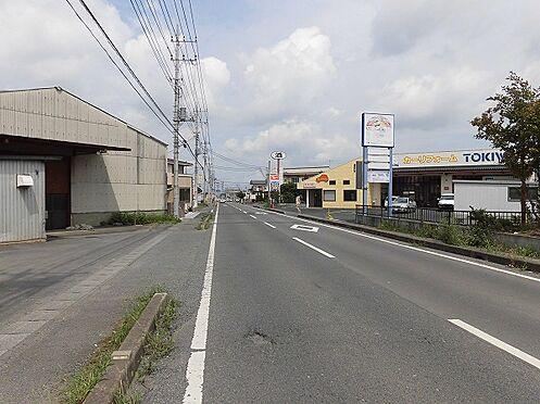 土地-水戸市住吉町 道路