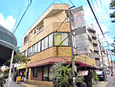 JR京浜東北・根岸線「大井町」駅 収益ビル 現地写真