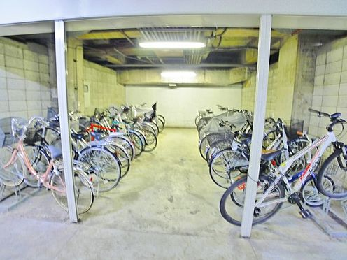 マンション(建物一部)-前橋市元総社町 駐輪スペース
