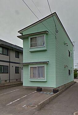 アパート-秋田市川尻御休町 外観