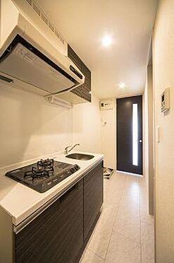 マンション(建物全部)-江東区古石場1丁目 キッチン
