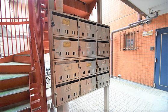 マンション(建物全部)-松戸市新松戸3丁目 スッキリとした集合ポスト