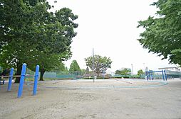 楽しい遊具もあり緑豊かな公園近く生活環境良好