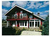 推奨プラン:LOGハウス(55万円/坪)木造2階建