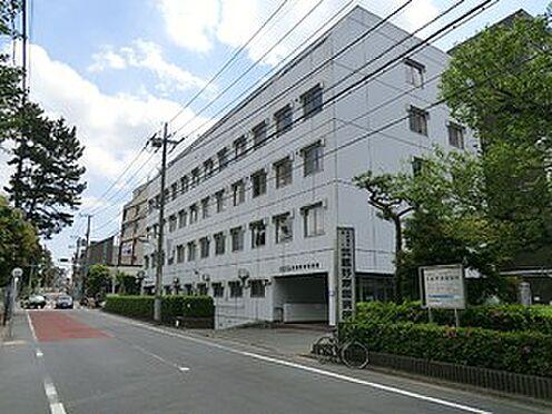 アパート-中野区江古田2丁目 周辺環境:武蔵野療園病院