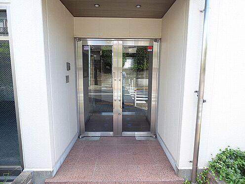 店舗事務所(建物全部)-世田谷区奥沢7丁目 エントランス