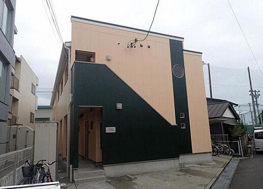 アパート-浜松市中区文丘町 外観