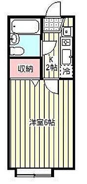 アパート-足立区綾瀬4丁目 間取り