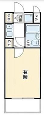 マンション(建物一部)-京都市上京区北町 間取り