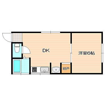 アパート-相模原市南区西大沼3丁目 広々としたダイニングスペース完備