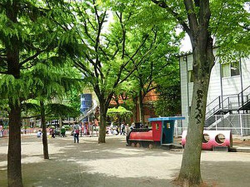 マンション(建物一部)-渋谷区恵比寿西1丁目 周辺環境:恵比寿公園