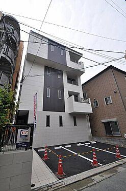 ビル(建物全部)-福岡市中央区荒戸1丁目 モノトーン調でデザイン性の高いお洒落な外観