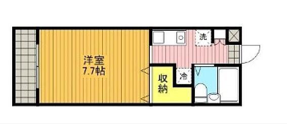 マンション(建物全部)-戸田市喜沢1丁目 間取り