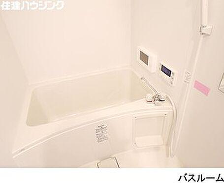 アパート-中野区江古田2丁目 風呂