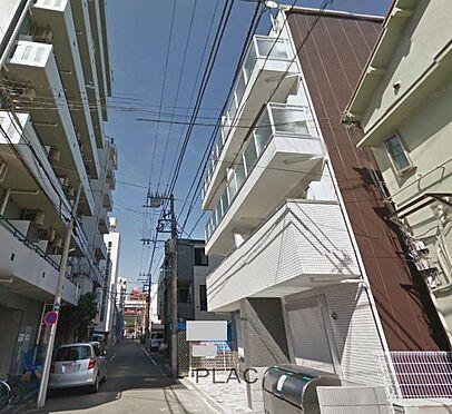 マンション(建物全部)-横浜市南区共進町1丁目 前面道路
