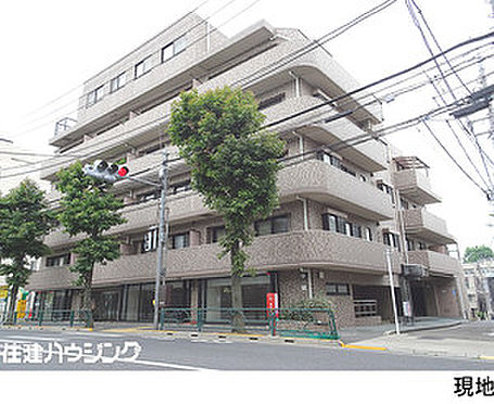店舗(建物一部)-世田谷区桜3丁目 外観