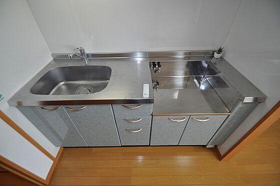 ビル(建物全部)-福岡市城南区南片江1丁目 広々使える十分なスペースのキッチン