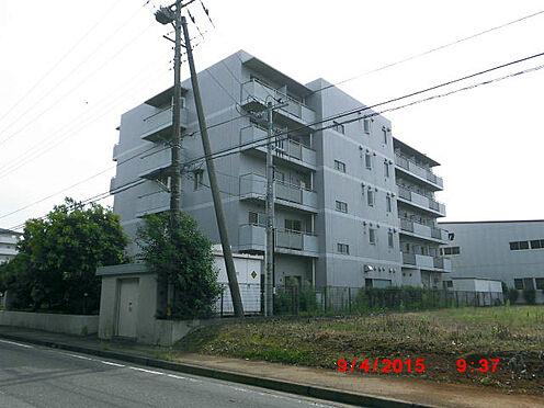 マンション(建物全部)-つくば市梅園2丁目 外観