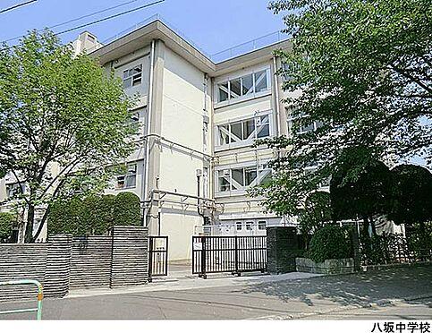マンション(建物全部)-練馬区大泉町2丁目 八坂中学校