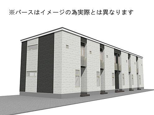 アパート-能美市大成町 外観