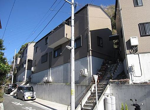 アパート-横須賀市ハイランド1丁目 外観